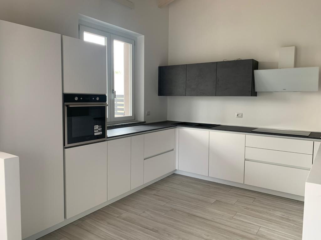 ICM - Cucina Moderna Laccata Bianca