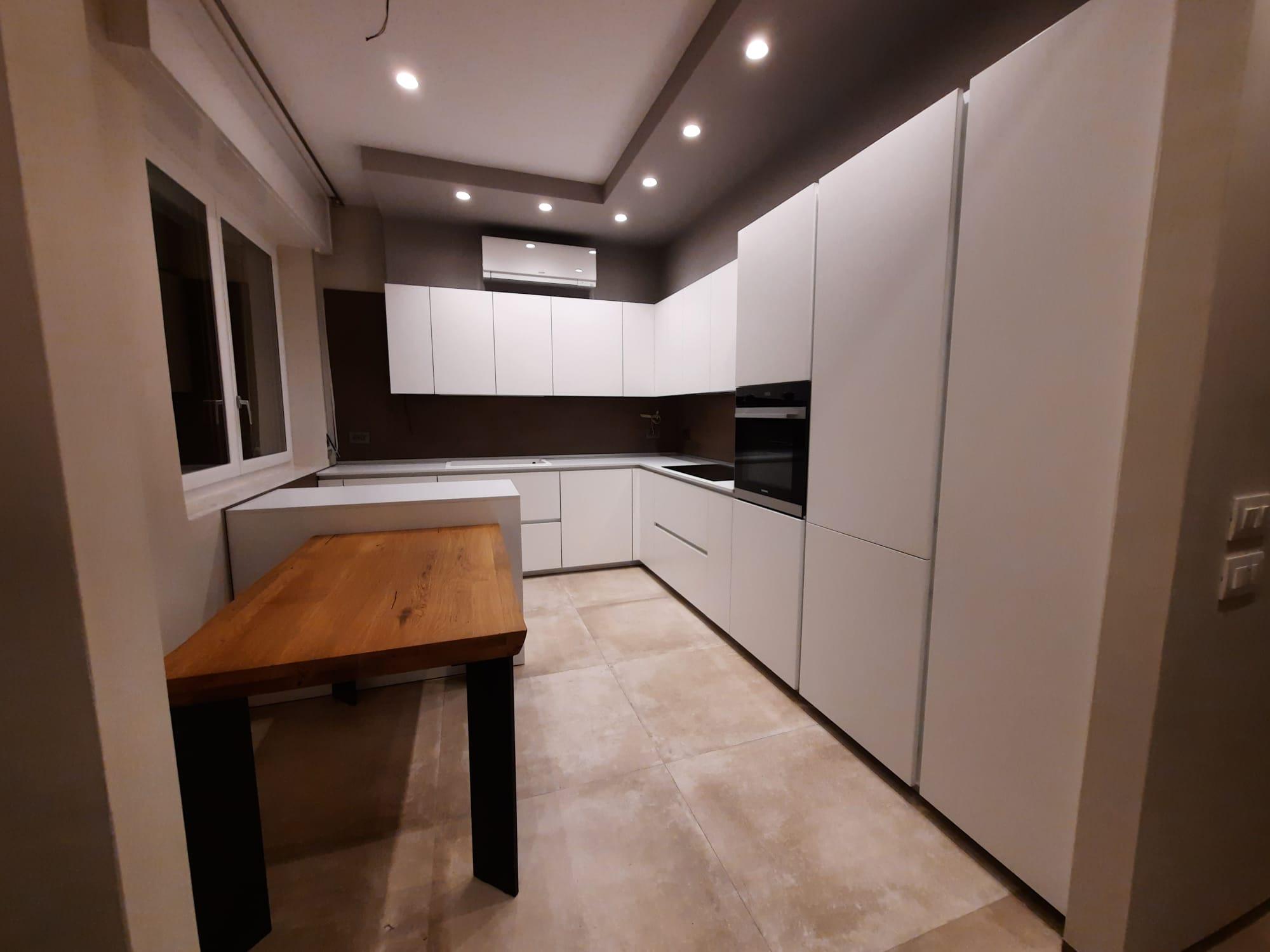 ICM - Cucina di Lusso Bianca